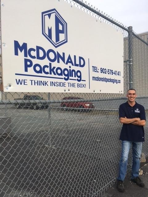 Erin McDonald - President of McDonald Packaging